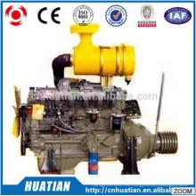Fábrica del motor diesel de Weifang Weichai R6105AZLP110kw / 150hp / 1500rpm