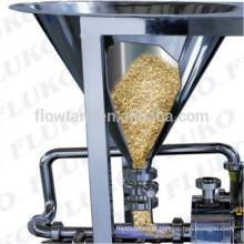 WPL alta pó de aço inoxidável eficaz e máquina de dosagem de água