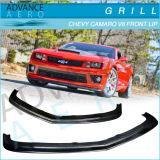 For 2010 2011 2012 Chevrolet Chevy CAMARO V8 URETHANE FRONT BUMPER LIP SPOILER ZL1 / SLP STYLE BODY KIT PU