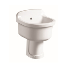 cheap and good quality new design bathroom ceramic mop sink