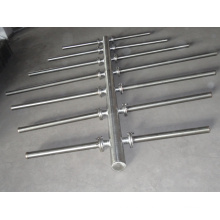 Header Laterals / Stainless Steel Lateral Arm edge Wire Screen Tube