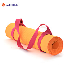 Adjustable Cotton Non Slip Yoga Mat Strap