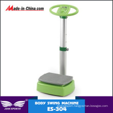 Indoor Crazy Fit Whole Body Viration Plate Machine