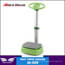 Máquina louca interior da placa de Viration do corpo inteiro do ajuste