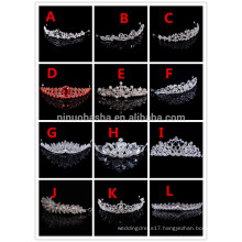 Sparkle Women Hair Accessories Head Crown For Bridal Wedding Events Accessories NB1002
