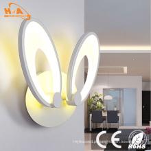Lâmpada de parede nova do diodo emissor de luz da iluminação do quarto das crianças do projeto