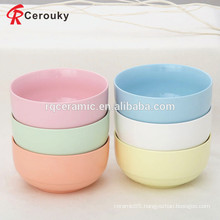 Daily use ceramic bowl wholesale
