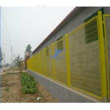 Покрынная PVC Загородка рамки с высокого качества (ТС-J75)
