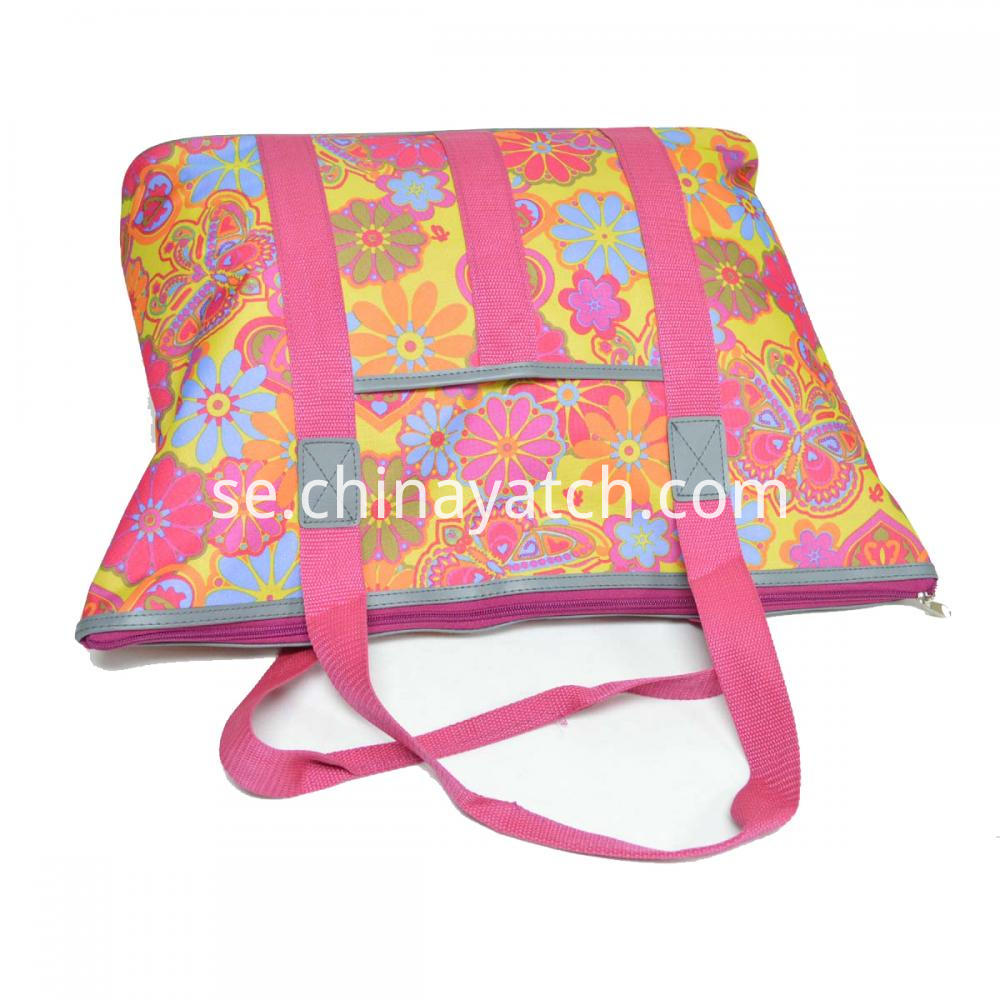 Bag with Durable Webbing