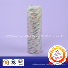 Adhesive Stationery Tape Student Tape for School and Office