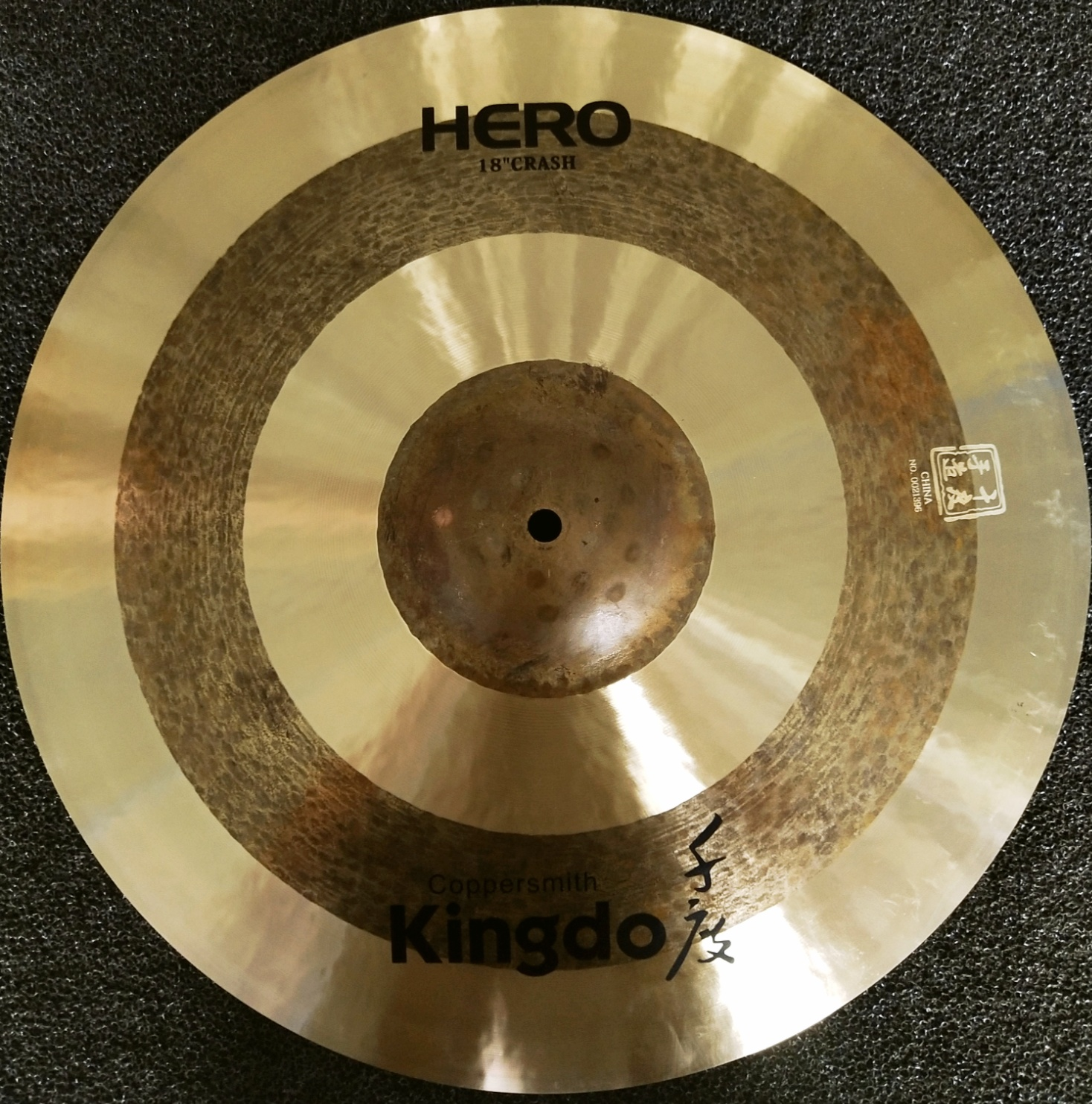 Cymbal For Drum Set