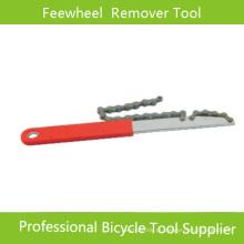 Bike Freewheel Remover Chain Whip Tool Ciclo Repair Kit