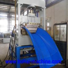 Machine de formage de rouleaux de construction d'arc à boulons Bohai