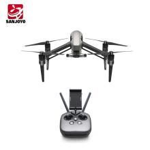 Venta al por mayor drone de la cámara del rc de DJI Inspire 2 personal con solo FPV Quadcopter