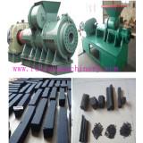 Hollow Coal Rod Extruder