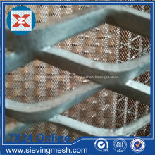 Good price of steel plate drawing mesh