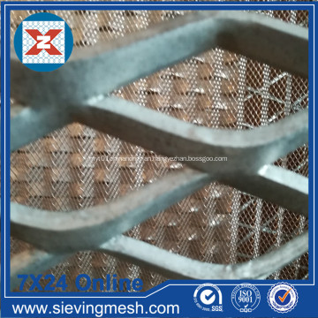 Good price of steel plate drawing mesh