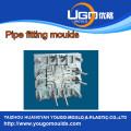 Molde de ajuste plástico de PPR