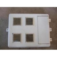produtos de uso doméstico injeção plástica SMC electricidade medidor caixa molde molde de aço plástico preço de fábrica