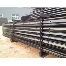 Austrália Tipo 1,90 kg por metro de aço de alta qualidade Y Post