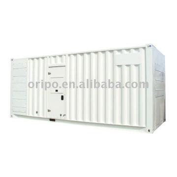 Standard Schallschutzgenerator in 40 Container
