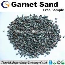 Натуральный красный 2-4мм гранат песок для фильтрации воды