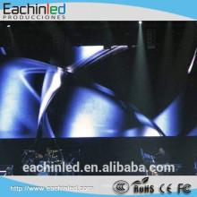 L'écran mené par P4, mur visuel mené par p4, écran mené d'intérieur de p4 HD