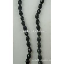 Grânulos de cristal Grânulos de vidro preto
