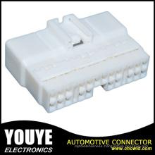 22 Pin Plastic Accelerator Pedal Auto Connector