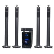 Multimedia speaker with usb port