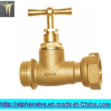 Латунный запорный клапан для воды (a. 0150)