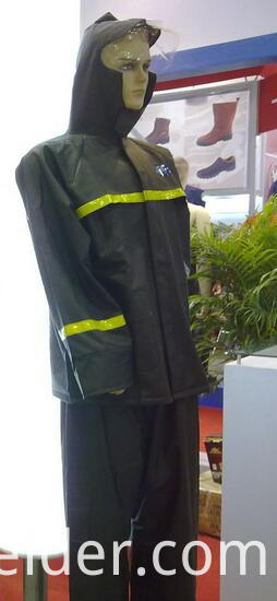 Waterproof adhesive strip for raincoat