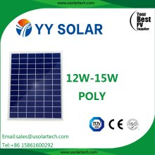 Hot Sale 10W-12W Small Solar Panel