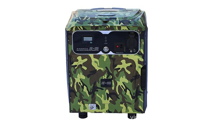 1KW Inverter Gas Powered Camping Generator