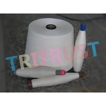 100% gesponnenes Polyester-Nähgarn für Faden (Nähen) (20s / 4)
