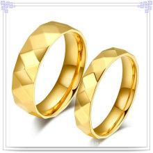 Jóia de aço inoxidável jóias anel de moda (rs609)