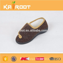 high quality soft sole warm slippers for men