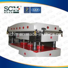 Machine d'estampage en PVC / étiquette / cuir / caoutchouc