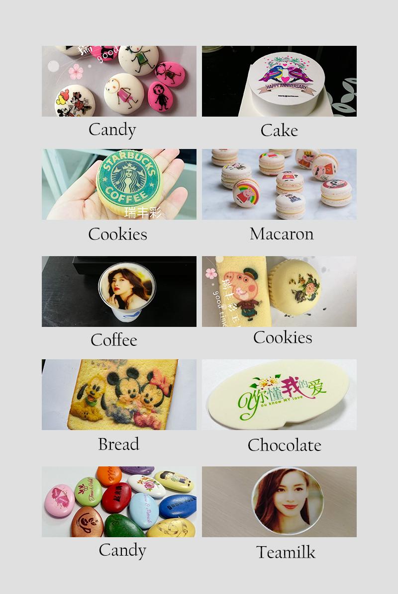 coffee food printer