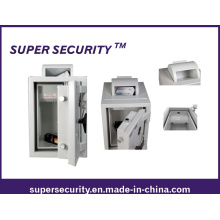 Steel Construction Rotary Deposit White Safe (SFP86)
