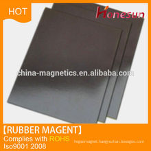 A4 size magnetic rubber mat