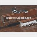 Metall Decke Schiene Elfenbein Vorhang Stange, Zubehör für Vorhang Wand