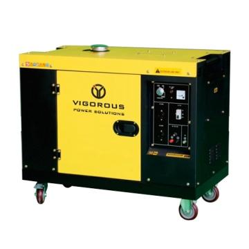 4.5KW Portable Diesel Generator
