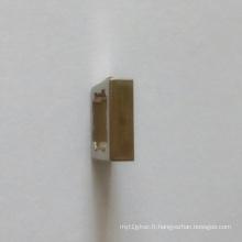 Accessoires de téléphones cellulaires de précision Pièce d'estampage de métal