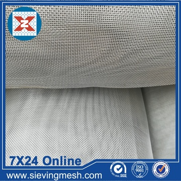 Twisted Dutch Weave Wire Mesh