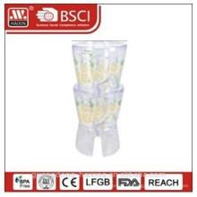 distribuidor de suco plástico 5,3 L