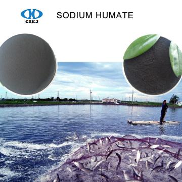 High Soluble Sodium humate for Aquaculture