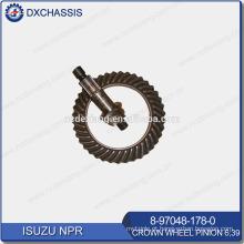 Pinhão genuíno da roda de coroa das peças sobresselentes NPR do automóvel 6:39 8-97048-178-0