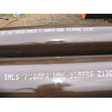 astm a53 a106 b concrete pipe sizes