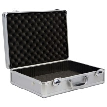 Deluxe Aluminium Flight Case for Hand Tool